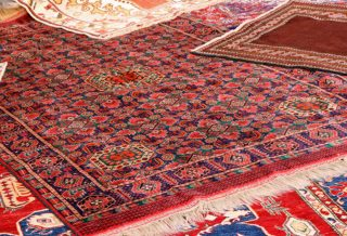 tapis d'Orient