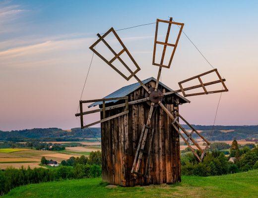 À propos du moulin de Partégal