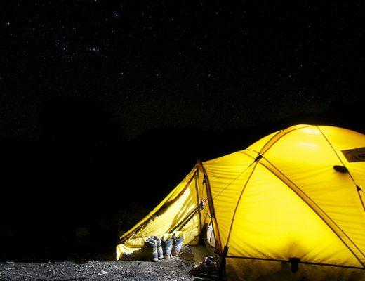 Les erreurs à éviter dans l'installation d'une tente de camping